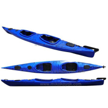 Double Sea Kayak with Rudder and Foot-Pedal System (M16)